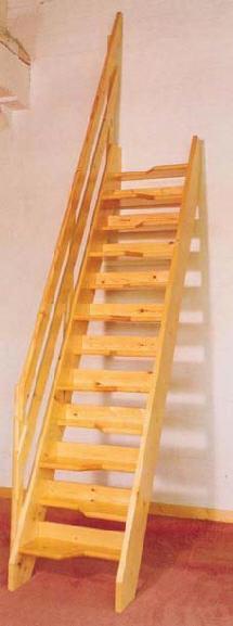 Alternate Tread Ladder Stair Or Jefferson Stair